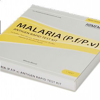 HOMEMED Malaria Pf/Pv Rapid Test Kit