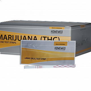 HOMEMED Marijuana (THC) Test Strips (50s)