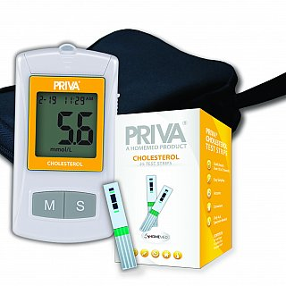 PRIVA Cholesterol Monitoring System